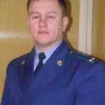 Представили нового прокурора Серова Андрея Аржаховского