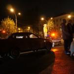 ДТП. Серов. Перекресток улиц Льва Толстого - Ленина. 27 сентября 2013 года.