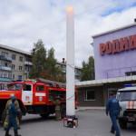 Серовским школьникам напомнили правила пожарной безопасности