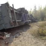 В минувшую пятницу на Т-образном перекрестке автодороги Екатеринбург - Серов - Североуральск случилось три ДТП