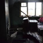 В Серове на пожаре в 2-этажном доме погиб мужчина