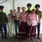 Шесть коллективов из Серова выступили на