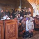 Епископ Нижнетагильский и Серовский Иннокентий освятил храм во имя святителя Иоасафа Белгородского в поселке Гари