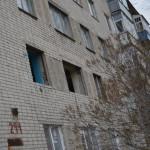 """Банку достались только голые стены. Фото: Антон Муханов, газета """"Глобус""""."""