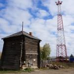 Поселок Марсяты Серовского горокруга