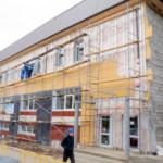 Возле полиции в Серове строят кафе и продуктовый магазин