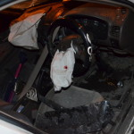 Серовчанин, который устроил ДТП с четырьмя автомобилями, стал фигурантом уголовного дела. Выясняется, что Nissan он угнал