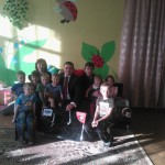 В гости к детям с подарками