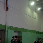 На турнире памяти Героя России Сергея Багаева подняли флаг