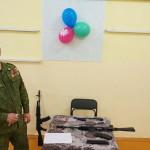 Алексей Мызников, руководитель военно-патриотического клуба «Молодая гвардия»