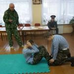 3 этап военно-спортивной эстафеты