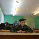 Конкурс эрудитов. Командиры командр проходили тест на знание биографии Сергея Багаева