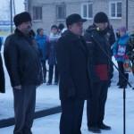 """Выступления на митинге начались с речи Михаила Кынкурогова, заместителя главы администрации. Фото: Екатерина Баязитова, """"Глобус"""""""