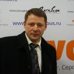 Юрий Фролов, избранный мэр Североуральска: