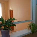"""Стены в помещениях ФАПа выкрашены в приятные пастельные цвета. В некоторых помещениях еще чувствуется запах краски. Фото: Екатерина Баязитова, """"Глобус"""""""