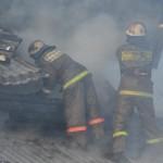 Скончался серовчанин, пострадавший во вчерашнем пожаре