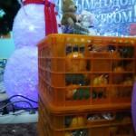 Предприниматели поздравили детей с новым годом