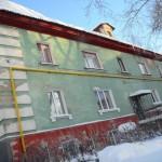 """В этом доме и расположена квартира площадью 71 кв. м. Фото: Антон Муханов, """"Глобус"""""""