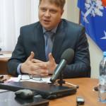 Глава администрации Серова Евгений Преин празднует день рождения