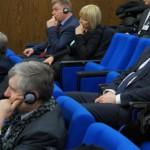 Российская делегация посетила резидентов нескольких индустриальных парков, а главы муниципалитетов ответили на все вопросы, касательно системы их работы.  Фото: Свердловский областной фонд поддержки предпринимательства.