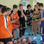 Серовские спортсмены начали  подготовку к III спартакиаде УГМК среди школьников «Здоровое поколение»