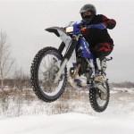 Серовские байкеры примут участие в зимнем мотокроссе в Краснотурьинске