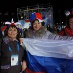 Олимпиада в Сочи. Фото: Татьяна Шарафиева.