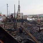 """С начала года это уже второй пожар в коллективном саду """"Дружба"""". Фото: Константин Бобылев, """"Глобус""""."""