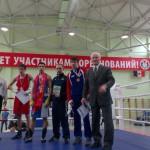 Серовчанин завоевал право выступать на Первенстве России по боксу среди юниоров