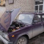 """Тот самый ВАЗ-2107. Фото: Алексей Пасынков, """"Глобус"""""""