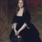 Не так давно с помощью потомков Половцовых удалось разыскать еще один, третий, портрет Надежды Михайловны Половцовой. (1869 год, художник Мишель Гордигиани, Италия).