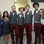 Студенческий вокальный ансамбль Вашингтонского университета. Фото:  со страницы генконсульства США в Facebook.