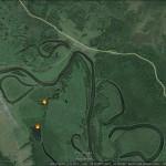В Серове и районе горят леса и кладбища