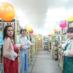 Серовские библиотекари всегда с удовольствием встречают гостей.