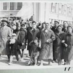 1 мая 1965 года. Типографские работники всегда за мир, труд и май! Фото: из семейного архива Т. Зубковой