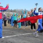 """Ученики школы № 13 оказались самыми быстрыми. Фото: Константин Бобылев. """"Глобус""""."""