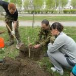 Молодежный парламент принял участие в экологической акции (2)