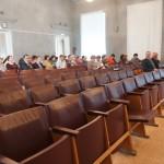 """Публичные слушания прошли при полупустом зале. Фото: Екатерина Баязитова, """"Глобус"""""""