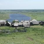Жители сосьвинской деревни Романово: