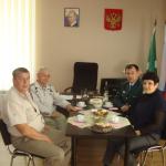 Серовские таможенники отметили День ветерана таможенной службы