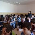 Серовские полицейские проконсультировали учеников первой школы