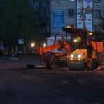 """Дороги  в Серове. Ремонт. Фото: газета """"Глобус"""""""