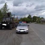 Сейчас в причинах ДТП с пешеходом разбираются серовские правоохранители. Фото: ГИБДД Серова.