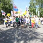 День молодежи в Серове