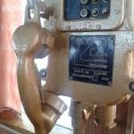 """Телефонный агрегат на капитанском мостике. Фото: Екатерина Баязитова, """"Глобус"""""""