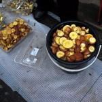 В Серове самый ходовой товар в выходные – грибы, цветы и ягоды