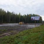 Между Серовом и поселком Ключевой строят заправку