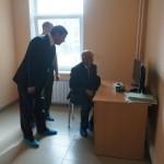 Депутаты сели на место охранника