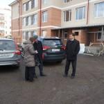 Комиссия прибыла к детскому саду по ул. Короленко, 48