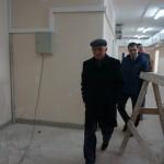 Комиссия прошла по всем этажам, по всем помещениям